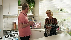 Gary Canning, Prue Wallace in Neighbours Episode 8314