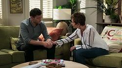 Finn Kelly, Susan Kennedy in Neighbours Episode 8314