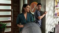 Elly Conway, Finn Kelly in Neighbours Episode 8315