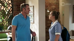 Gary Canning, Harlow Robinson in Neighbours Episode 8315