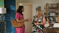 Dipi Rebecchi, Sheila Canning in Neighbours Episode 8315