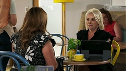 Terese Willis, Lucy Robinson in Neighbours Episode 8315