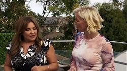 Terese Willis, Prue Wallace in Neighbours Episode 8315