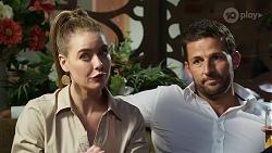 Chloe Brennan, Pierce Greyson in Neighbours Episode 8315