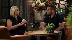 Lucy Robinson, Mark Gottlieb in Neighbours Episode 8316