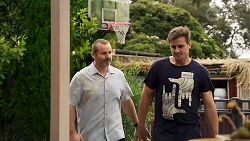Toadie Rebecchi, Kyle Canning in Neighbours Episode 8316