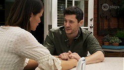 Elly Conway, Finn Kelly in Neighbours Episode 8317