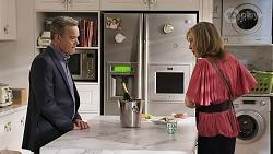 Paul Robinson, Jane Harris in Neighbours Episode 8317