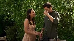 Bea Nilsson, Finn Kelly in Neighbours Episode 8317