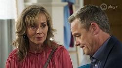 Jane Harris, Paul Robinson in Neighbours Episode 8317