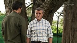 Finn Kelly, Trent Kelly in Neighbours Episode 8317