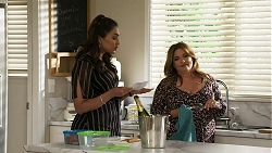 Dipi Rebecchi, Terese Willis in Neighbours Episode 8317