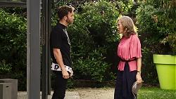 Mannix Foster, Jane Harris in Neighbours Episode 8317