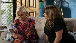 Prue Wallace, Terese Willis in Neighbours Episode 8318
