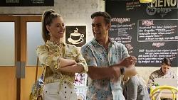 Chloe Brennan, Aaron Brennan in Neighbours Episode 8318