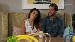 Paige Smith, Mark Brennan in Neighbours Episode 8318