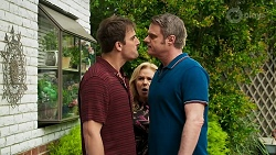 Kyle Canning, Sheila Canning, Gary Canning in Neighbours Episode 8319