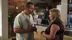 Toadie Rebecchi, Sheila Canning in Neighbours Episode 8319