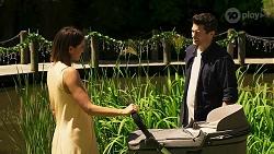 Elly Conway, Finn Kelly in Neighbours Episode 8319