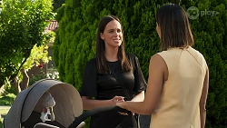 Bea Nilsson, Elly Conway in Neighbours Episode 8319