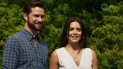 Mark Brennan, Paige Smith in Neighbours Episode 8319