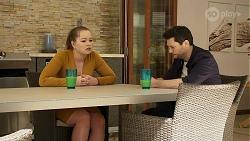 Harlow Robinson, Finn Kelly in Neighbours Episode 8319