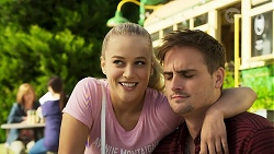 Roxy Willis, Kyle Canning in Neighbours Episode 8319