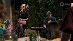 Bea Nilsson, Keyboardist, Elly Conway in Neighbours Episode 8319