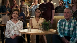 Susan Kennedy, Elly Conway, Karl Kennedy in Neighbours Episode 8319