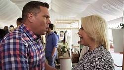 Mark Gottlieb, Lucy Robinson in Neighbours Episode 8320