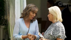 Jane Harris, Lucy Robinson in Neighbours Episode 8320