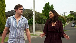 Kyle Canning, Dipi Rebecchi in Neighbours Episode 8320