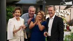 Susan Kennedy, Karl Kennedy, Terese Willis, Paul Robinson in Neighbours Episode 8320
