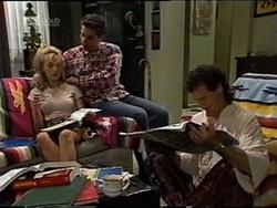 Annalise Hartman, Mark Gottlieb, Dave Gottlieb in Neighbours Episode 2181