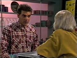 Mark Gottlieb, Helen Daniels in Neighbours Episode 2181