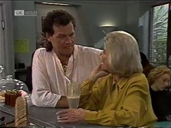 Dave Gottlieb, Helen Daniels in Neighbours Episode 2181