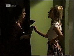 Gaby Willis, Annalise Hartman in Neighbours Episode 2181