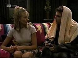 Annalise Hartman, Mark Gottlieb in Neighbours Episode 2181