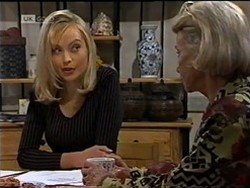 Annalise Hartman, Helen Daniels in Neighbours Episode 2182