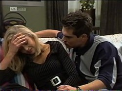 Annalise Hartman, Mark Gottlieb in Neighbours Episode 2182