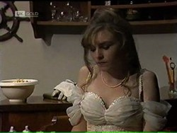 Debbie Martin in Neighbours Episode 2185