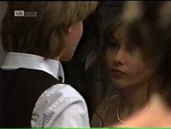Brett Stark, Debbie Martin in Neighbours Episode 2185