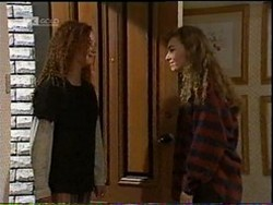 Cody Willis, Debbie Martin in Neighbours Episode 2185