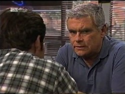 Lou Carpenter in Neighbours Episode 2185