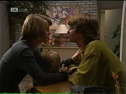 Danni Stark, Brett Stark in Neighbours Episode 2185