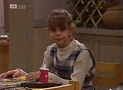 Hannah Martin in Neighbours Episode 2205