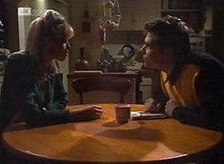 Annalise Hartman, Mark Gottlieb in Neighbours Episode 2205