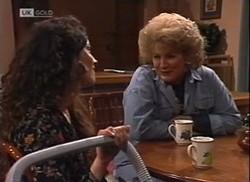 Gaby Willis, Cheryl Stark in Neighbours Episode 2206