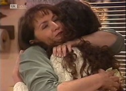 Pam Willis, Gaby Willis in Neighbours Episode 2206
