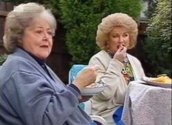 Marlene Kratz, Cheryl Stark in Neighbours Episode 2206